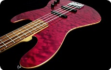 Lipe Guitars Lupara Bass Made To Order 2015