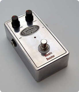 Rothwell Audio Atomic Booster
