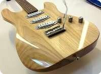 Husemoens Gitarmakeri ST STYLE ELM Made To Order