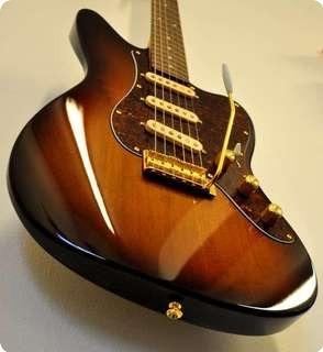 Husemoens Gitarmakeri J Style Aspen   Made To Order
