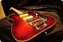 Husemoens Gitarmakeri T STYLE CHAMBERED Made To Order