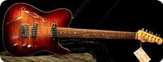 Husemoens Gitarmakeri T STYLE MARK KNOPFLERS BRITISH GROVE STUDIO Made To Order