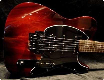 Husemoens Gitarmakeri T Style Floyd Rose   Made To Order