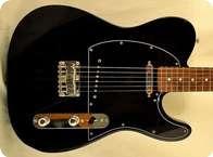 Husemoens Gitarmakeri T STYLE ELM Made To Order