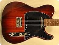 Husemoens Gitarmakeri T STYLE WALNUT Made To Order