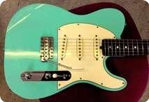Husemoens Gitarmakeri T STYLE JRN FODNESTL Made To Order