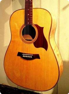 Husemoens Gitarmakeri Nws Acoustic   Made To Order