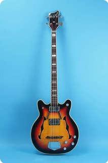 National Bass 1969 Sunburst