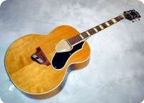 Gretsch 125F Synchromatic 1952 Natural