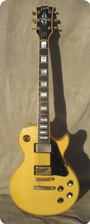 Gibson Les Paul Custom 1974 White Ivory Creme