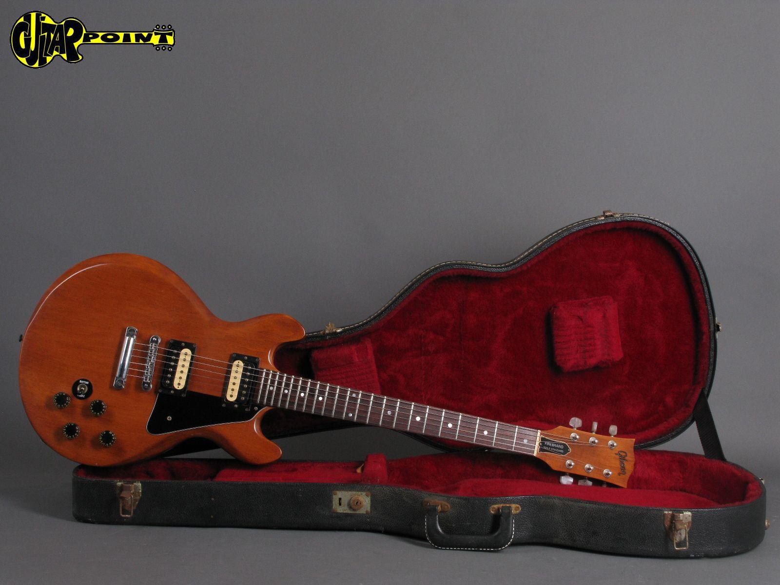 gibson es335 s firebrand 1980 natural guitar for sale guitarpoint. Black Bedroom Furniture Sets. Home Design Ideas