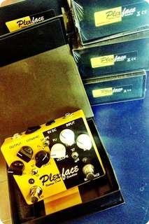 Weehbo Plexface 2013 Black/orange