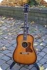 Gibson Ray Whitley Radio Grande 1934 Sunburst