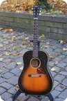 Gibson J 35 1938 Sunburst
