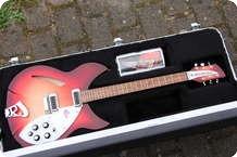 Rickenbacker 330 2013 Fireglo