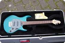Music Man Silhouette Special 2013 Teal Pearl