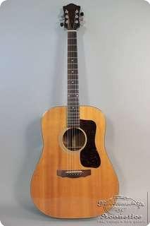 Guild D 35, Mahogany   Spruce 1978