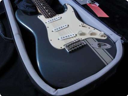 Fender Stratocaster John Mayer Ltd Charcoal Frost