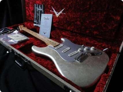 Fender Custom Shop Master Salute Stratocaster Ltd 2006 White Gold Leaf