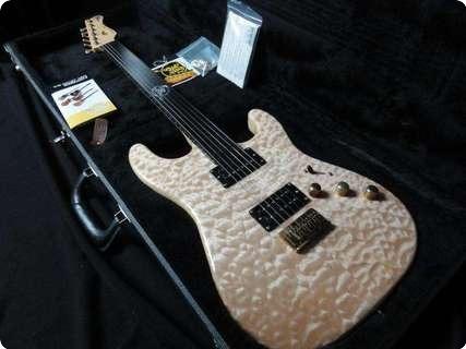 Valley Arts Custom Pro Usa Gibson 2002 Natural