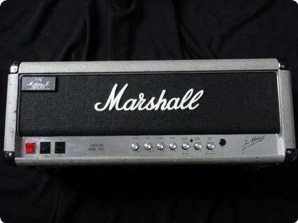 Marshall Silver Jubilee 2555 Head 1987 Grey