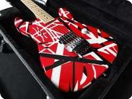 Charvel EVH Striped Van Halen 2005 Red