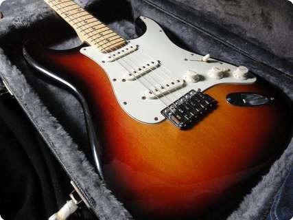 Fender Stratocaster Richie Sambora Signature 2002 Sunburst