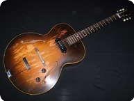 Gibson ES125 1950 Sunburst