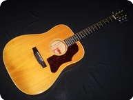 Gibson Gospel 1973 Natural
