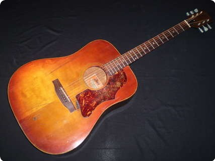 Gibson J45 1974 Sunburst