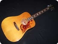 Gibson SJ 1973 Natural