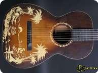 Richter Cowboy Guitar 1935 Graphic
