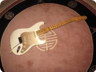 Fender STRATOCASTER 1958 OLYMPIC WHITE