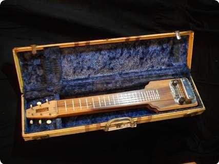 kaufman fender lap steel guitar 1945 natural guitar for sale union grove music. Black Bedroom Furniture Sets. Home Design Ideas