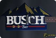 Dean Busch Rocky Mountain 1985 Blue Busch Graphic