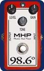 Machine Head Pedals 98.6 Degrees Overdrive