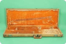 Fender Stratocaster Or Telecaster Case 1958 Tweed