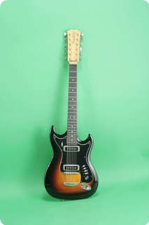 Hagstrom Viking 1966 Sunburst