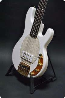 Ernie Ball Music Man Stingray 5 Classic 2012 Glided White