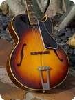 Gibson L4 C 1957 Dark Burst