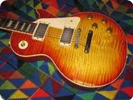 Gibson Style Custom Built Les Paul StandardBurst 2011 SUNBURST