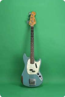 Fender Mustang Bass 1966 Blue