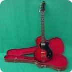 Hofner 161 Colorama 1960 Redburst