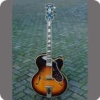 Gibson Johnny Smith Custom Double 1968 Tobacco Sunburst