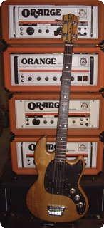 Wal Pro Bass 1979 Natural