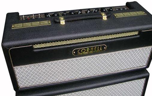 Cornell Legacy 30 Head Black