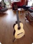 Jan Zonjee Gitaren Lefty 2013 Indian Rosewood Natural Finish
