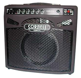 Cornell Rambler 15 Combo  Black