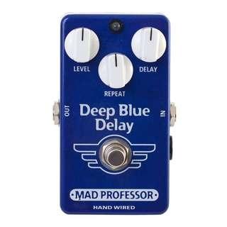 Mad Professor Deep Blue Delay Blue