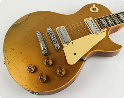 Gibson Les Paul Deluxe 1981 Gold Top